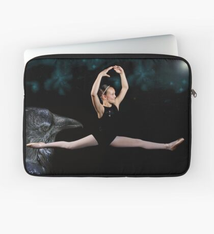 Leaping Raven Laptop Sleeve