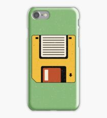 Floppy Disc iPhone Case/Skin