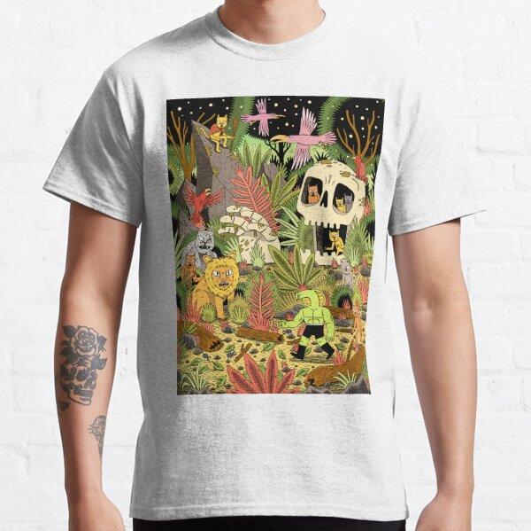 Der Dschungel Classic T-Shirt