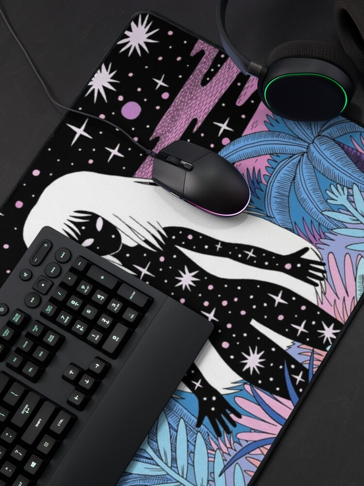 Alternate view of Goddess Mouse Pad
