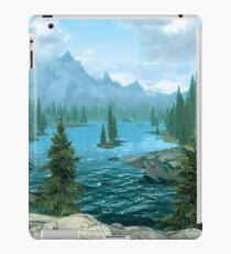 Skyrim Landscape iPad Case/Skin