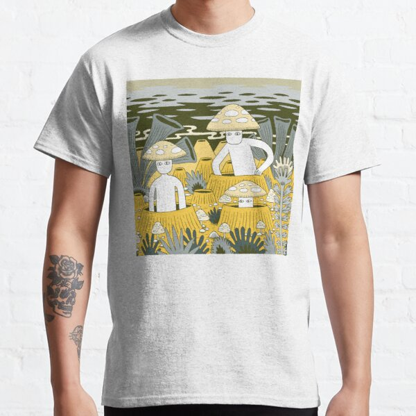 Mushroom Men Classic T-Shirt