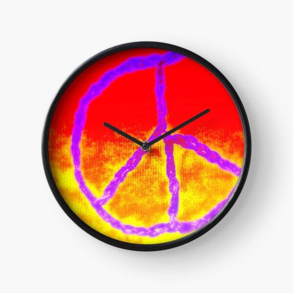 Passionate Peace Clock