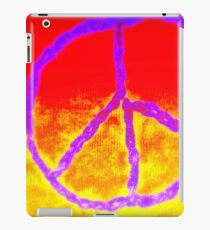 Passionate Peace iPad Case/Skin