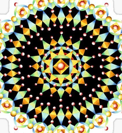 Bijoux Mandala  Sticker