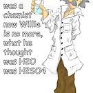 Willie the Chemist by lettergnome