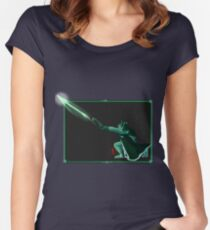 Jade Women's Fitted Scoop T-Shirt