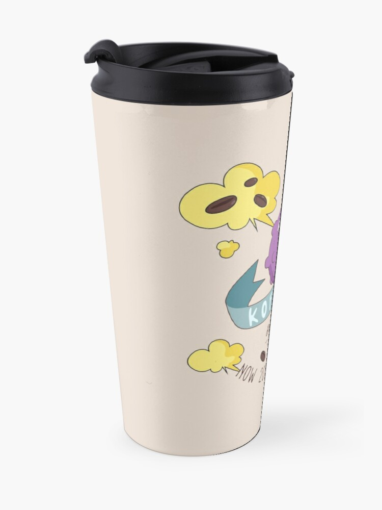 Alternate view of Koffee Travel Mug