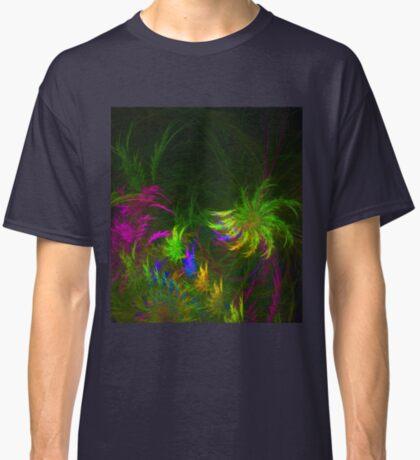 Jungle #fractal art 2 Classic T-Shirt