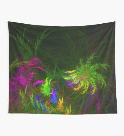Jungle #fractal art 2 Wall Tapestry
