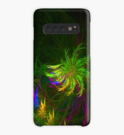 Jungle #fractal art 2 Case/Skin for Samsung Galaxy