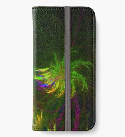 Jungle #fractal art 2 iPhone Wallet