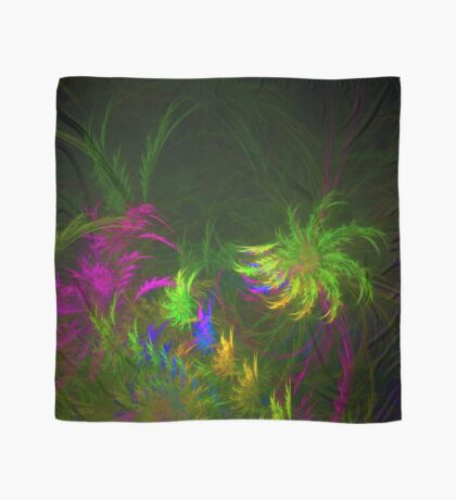 Jungle #fractal art 2 Scarf