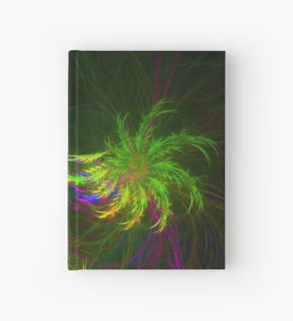 Jungle #fractal art 2 Hardcover Journal