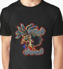 Chibi Tezccatlipoca Graphic T-Shirt