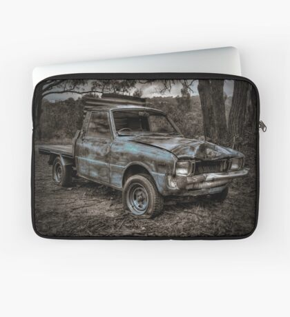 Blue Truck Laptop Sleeve