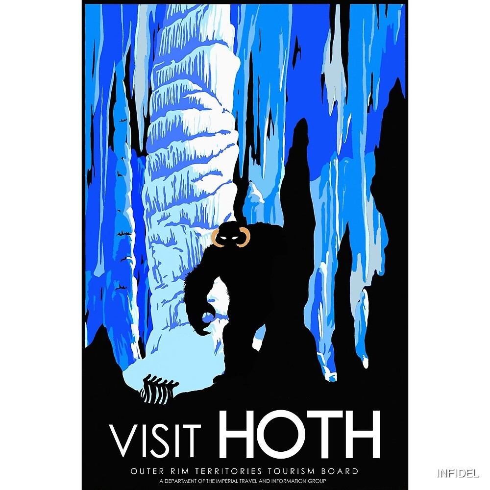 Visit HOTH by INFIDEL