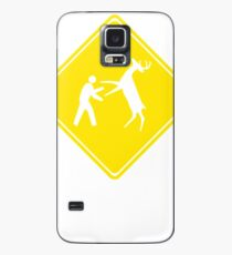 Cross Deer Crossing Case/Skin for Samsung Galaxy