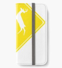 Cross Deer Crossing iPhone Wallet/Case/Skin