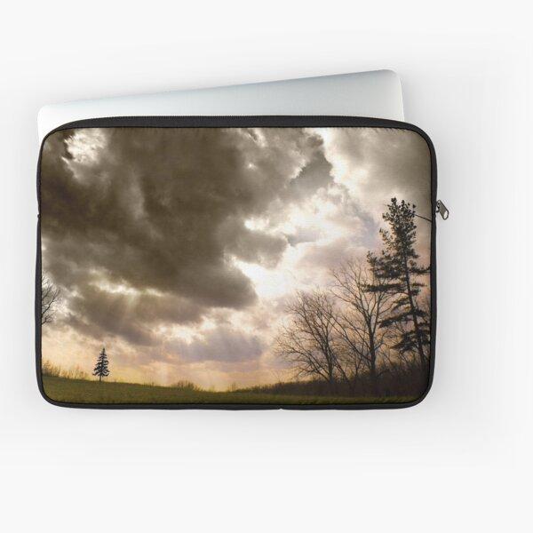 Big Sky, Little Tree Laptop Sleeve