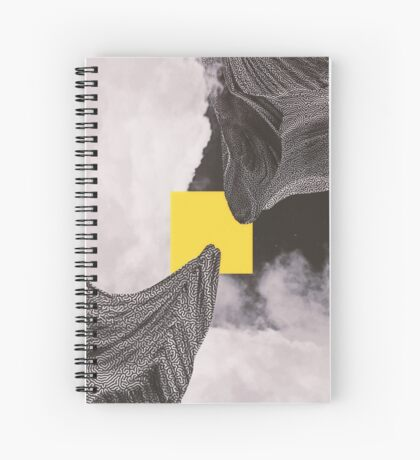 Interloper Spiral Notebook