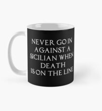 The Princess Bride Quote Mug