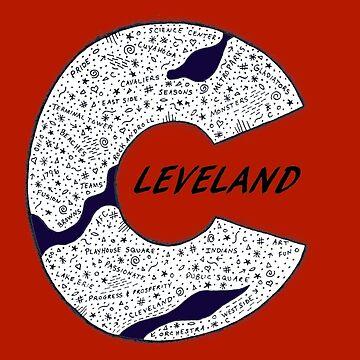 Clevland word art by karriezenz