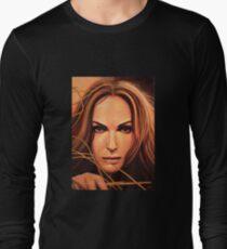 Natalie Portman Painting T-Shirt