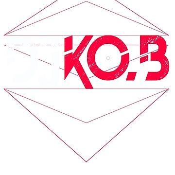 DJ Ko.B 1200sREDWHITE by revl