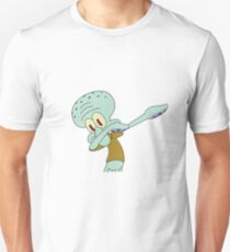 Squidward Dab'en on em T-Shirt
