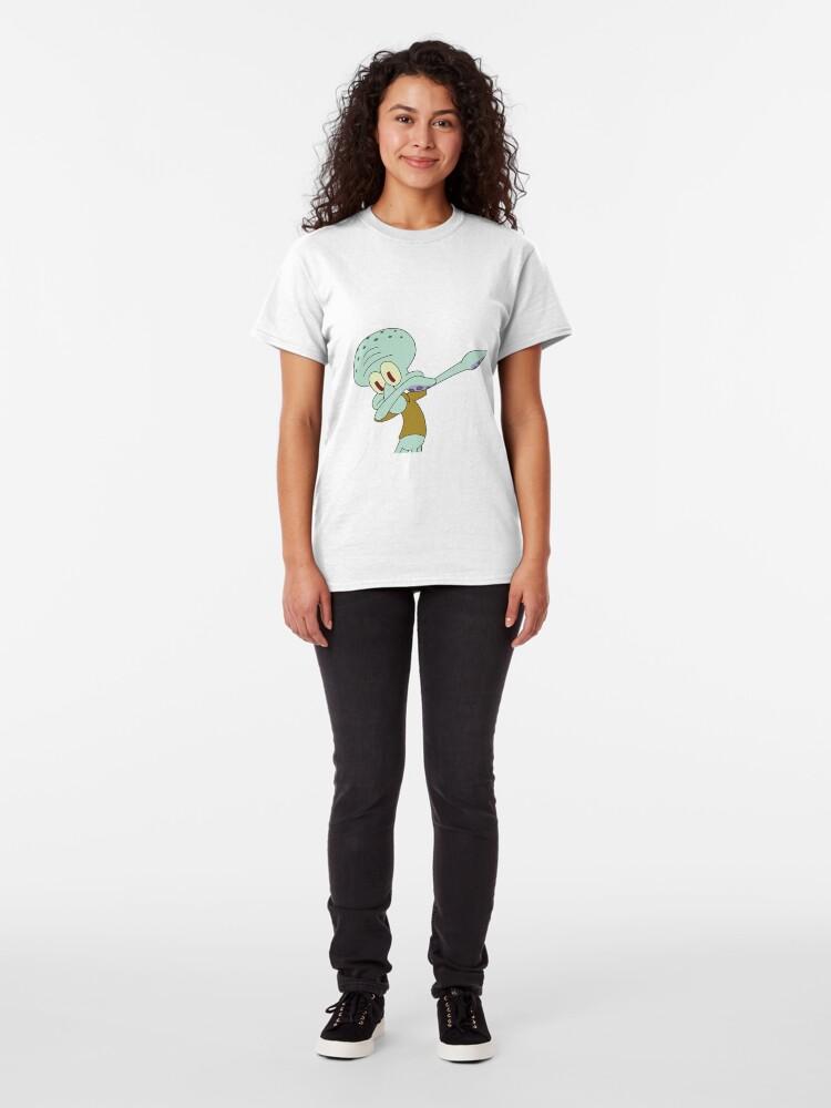 Alternative Ansicht von Thaddäus Dab'en auf em Classic T-Shirt