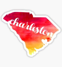 Charleston Sticker