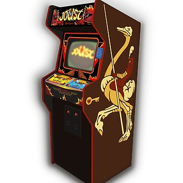 Copper Key Joust Arcade by zTDGz