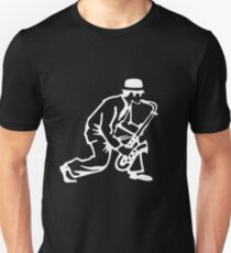 Mr Saxophone Unisex T-Shirt