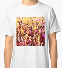 Field of Wheat Abstract Classic T-Shirt