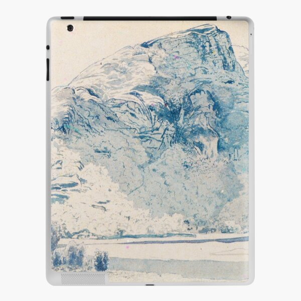 Mountain Landscape - Alexander H. Wyant iPad Skin