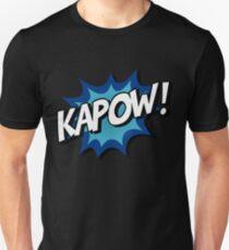 Kapow! Comic Unisex T-Shirt