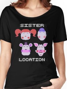 Sister Location Gang Women's Relaxed Fit T-Shirt