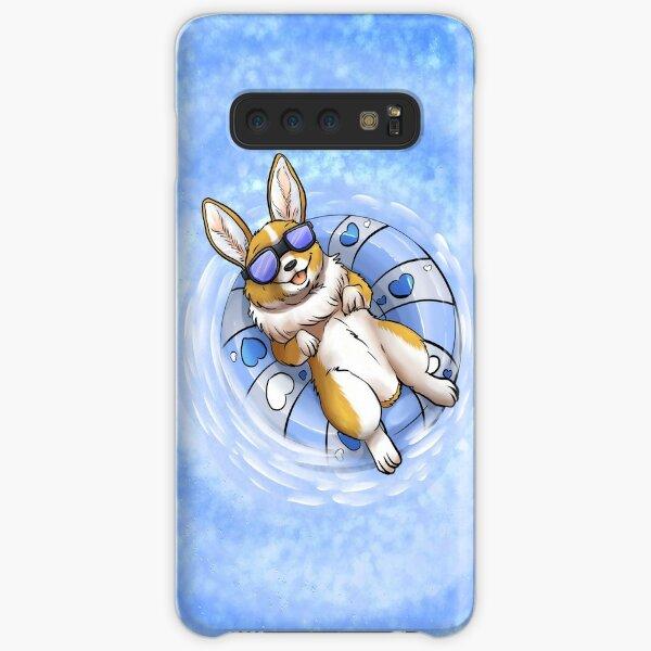 """Spoiled"" Corgi Variant Samsung Galaxy Snap Case"