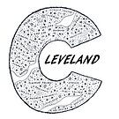 Cleveland Word Art Clear by karriezenz