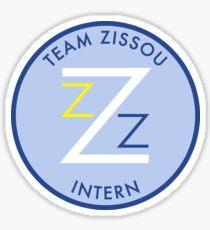 Team Zissou - Intern Sticker