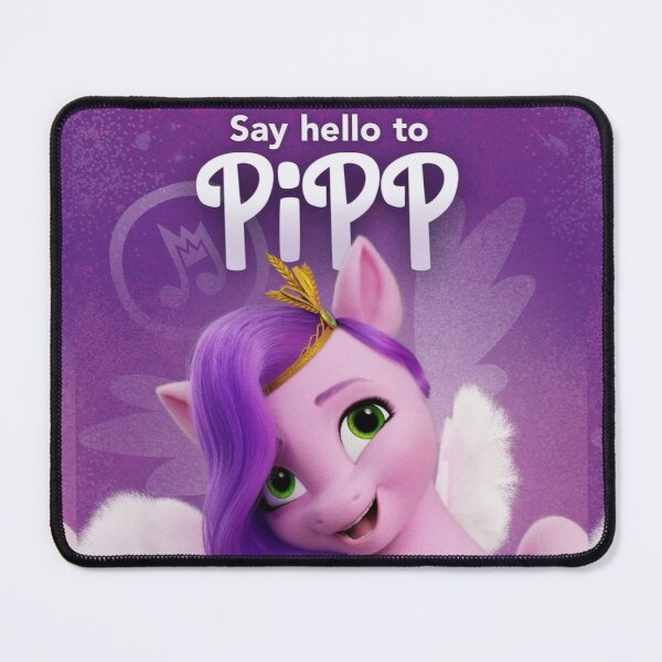 Say hello to Pipp from My little pony - a new generation (2021) Mouse Pad