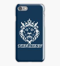 THE KING Lebron James iPhone Case/Skin