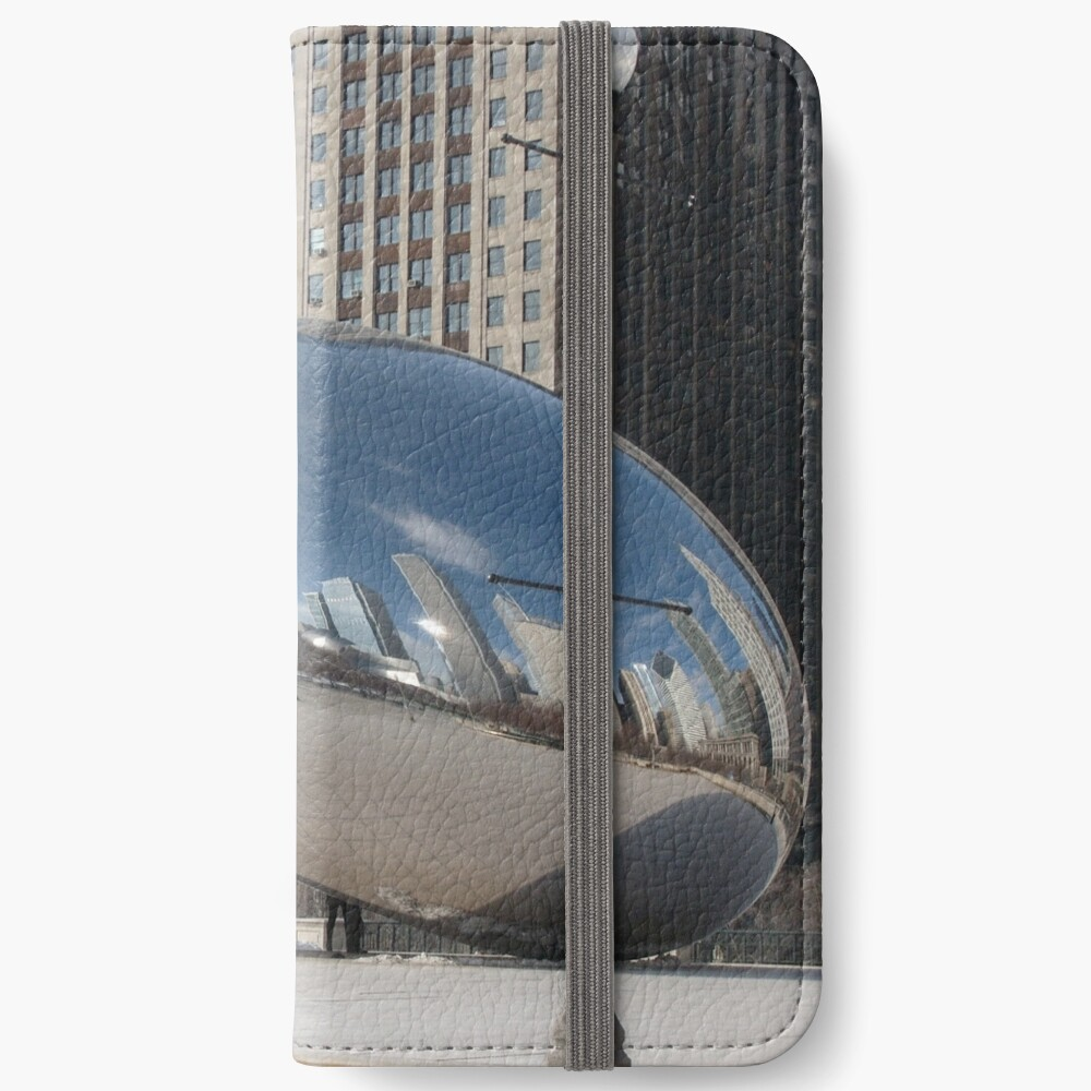 The Bean iPhone Wallet