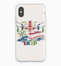 Hit it Skip - The World Famous Jungle Cruise iPhone-Hülle & Cover