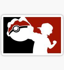 Pokemon Pokeball - Pokemon Go Sticker