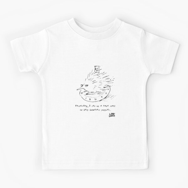 Little Lunch: The Cake Stall Kids T-Shirt