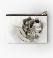 Hands: Care and protection Studio Pouch