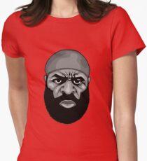 RIP Kimbo Slice Womens Fitted T-Shirt