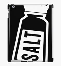 Salt iPad Case/Skin